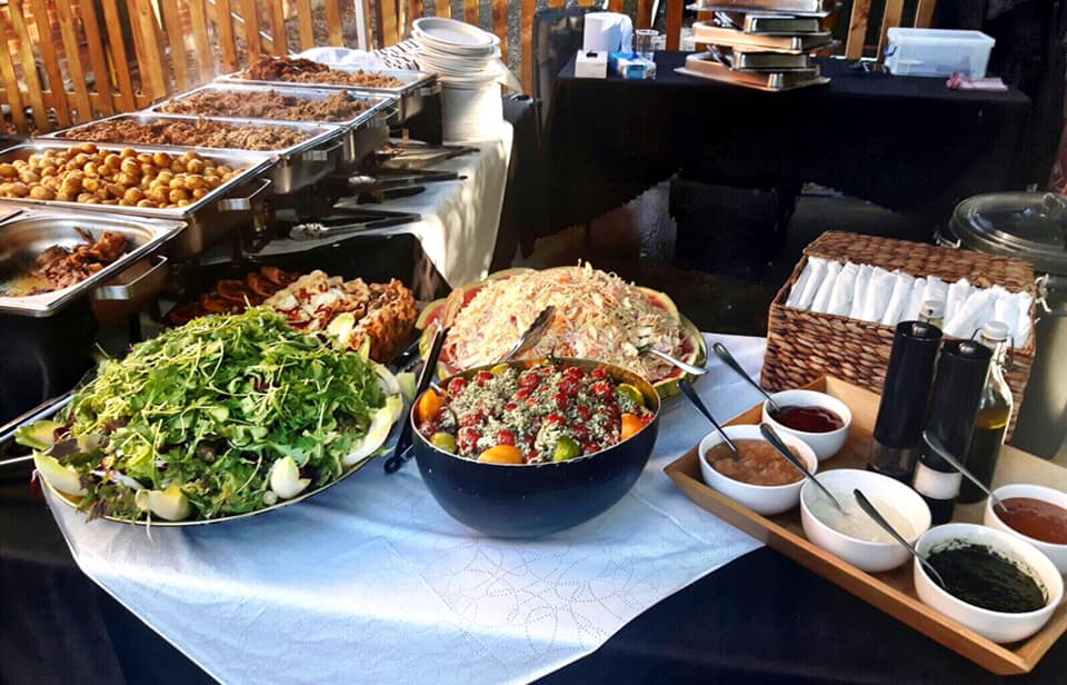 Wedding Catering Laois - Daves BBQ and Catering